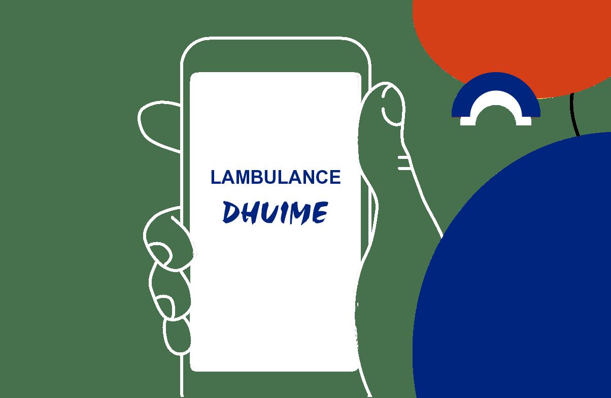 Lambulance Dhuime, des ambulanciers expérimentés à Boulogne-sur-Mer