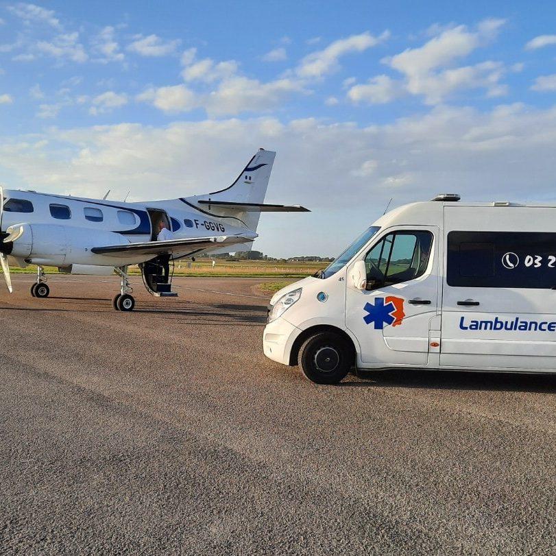 Transport de corps à Boulogne-sur-Mer avec Lambulance Dhuime